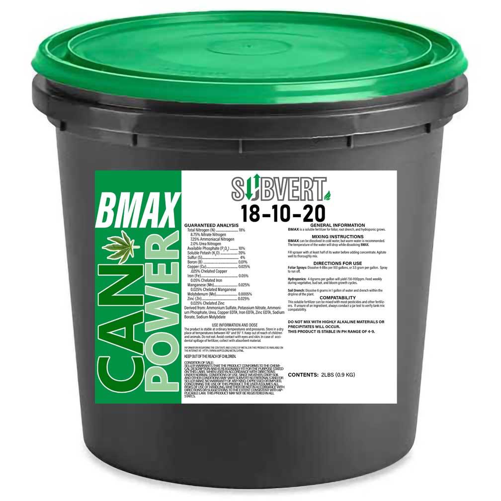 BMAX Soluble Nutrients