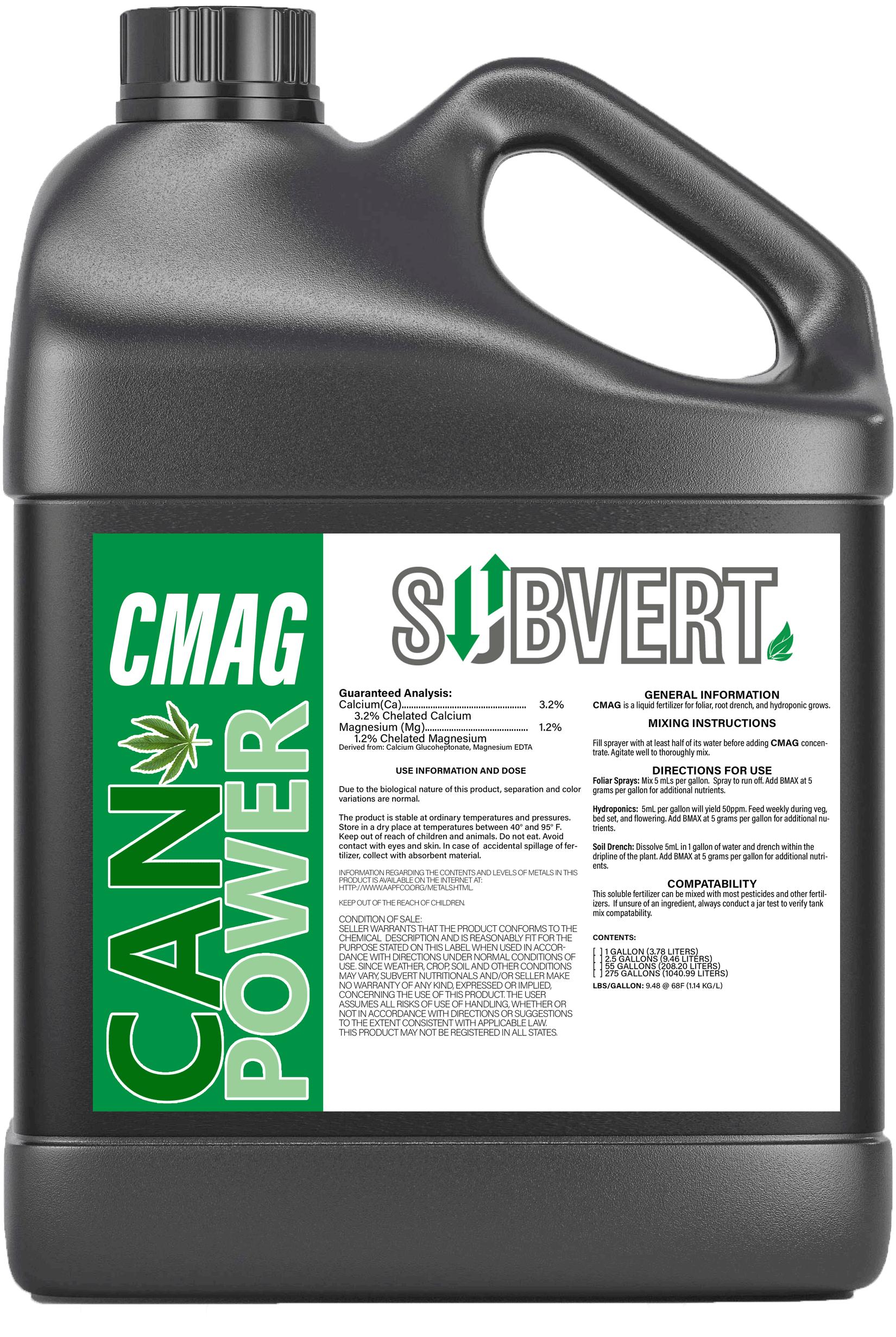 CMag Cal-Mag 1Gal